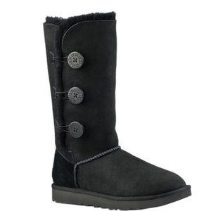 UGG Bailey Tall Black Boot 9